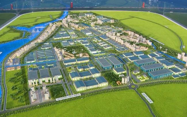 GiP đền bù cho 481 hộ dân trong dự án xây dựng khu công nghiệp Liên Hà Thái