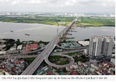 Hà Nội dành khoảng 650.000 tỷ đồng cho đầu tư công giai đoạn 2021-2025