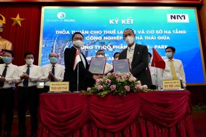 Thái Bình:  Sự khởi đầu thuận lợi cho Khu Liên Hà Thái